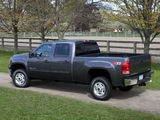 GMC Sierra 2500 HD SLE Crew Cab 2010–13 wallpapers