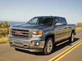 2014 GMC Sierra 1500 SLT Crew Cab 2013 photos