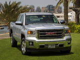 2014 GMC Sierra 1500 SLT Double Cab 2013 wallpapers