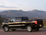 2015 GMC Sierra Denali 2500 HD Crew Cab 2014 photos