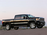 2015 GMC Sierra Denali 2500 HD Crew Cab 2014 pictures