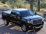 2015 GMC Sierra Denali 2500 HD Crew Cab 2014 wallpapers