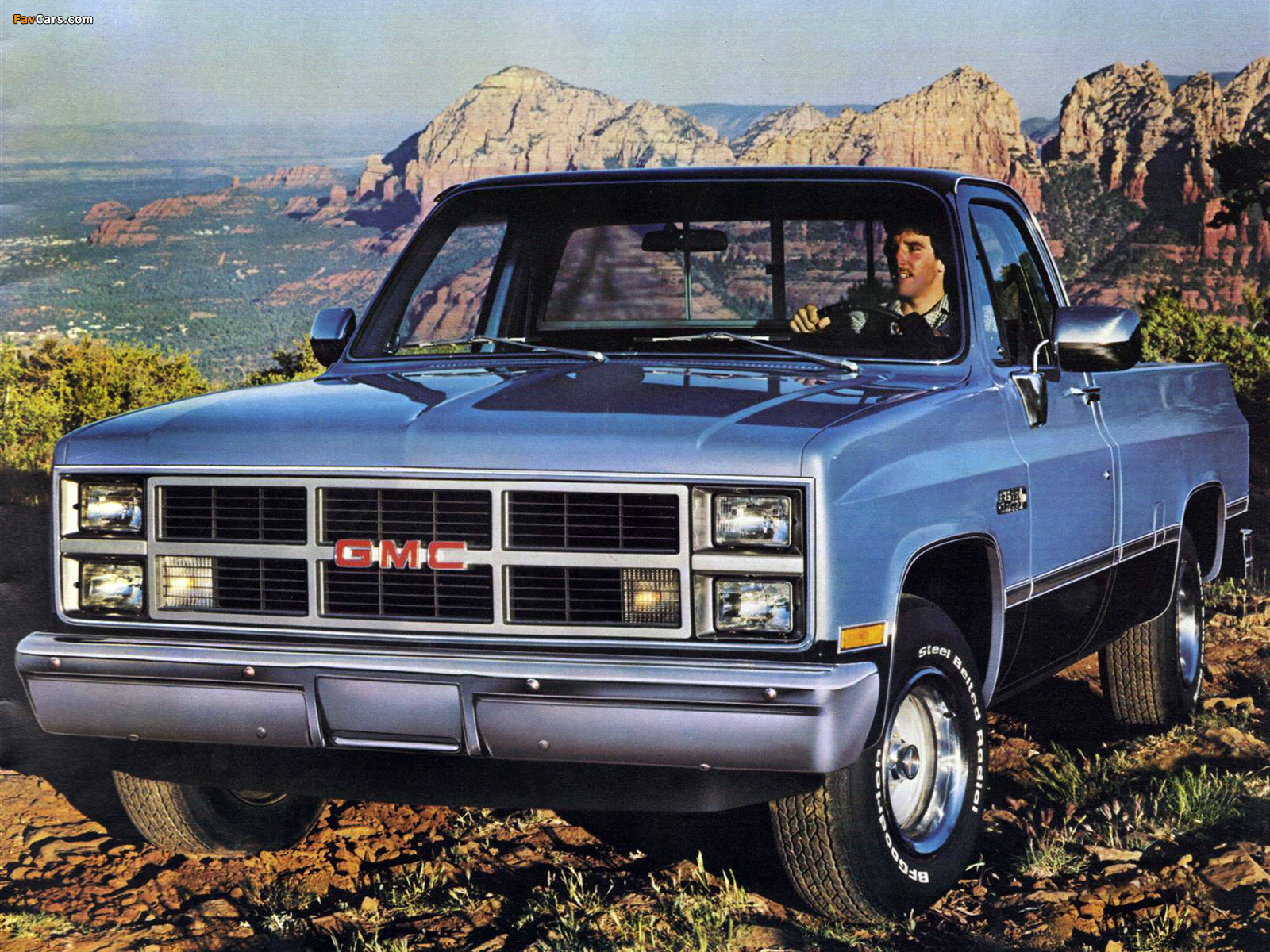 Images of GMC C1500 High Sierra Pickup 1981 (1600x1200)