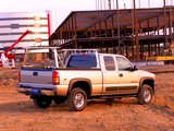 Images of GMC Sierra Extended Cab 1999–2002