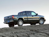 Images of GMC Sierra Extended Cab 2002–06