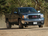 Images of GMC Sierra Crew Cab 2006–10