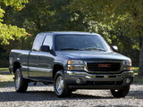 Images of GMC Sierra Hybrid Extended Cab 2006
