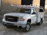 Images of GMC Sierra 3500 HD wService Utility Body 2008