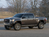 Images of GMC Sierra All Terrain HD Concept 2011