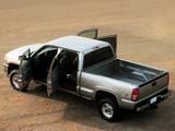 Photos of GMC Sierra Crew Cab 1999–2002