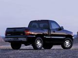 Photos of GMC Sierra Regular Cab 2002–06
