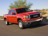 Photos of GMC Sierra Crew Cab 2006–10