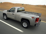 Photos of GMC Sierra Regular Cab 2006–10