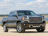 Photos of 2014 GMC Sierra Denali 1500 Crew Cab 2013