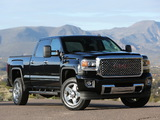 Photos of 2015 GMC Sierra Denali 2500 HD Crew Cab 2014