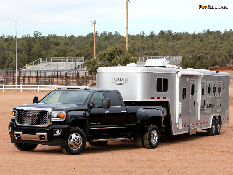 Photos of 2015 GMC Sierra Denali 3500 HD Crew Cab 2014 (800 x 600)