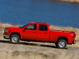 Pictures of GMC Sierra 2500 HD Crew Cab 2006–10