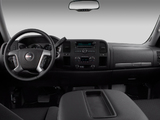 Pictures of GMC Sierra Extended Cab 2006–10