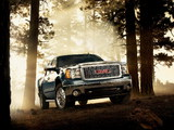 Pictures of GMC Sierra Crew Cab 2006–10