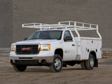 Pictures of GMC Sierra 3500 HD wService Utility Body 2008