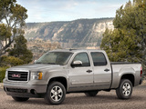 Pictures of GMC Sierra Hybrid Crew Cab 2008–13