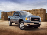 Pictures of GMC Sierra 2500 HD Extended Cab 2010–13