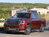 Pictures of 2014 GMC Sierra Denali 1500 Crew Cab 2013