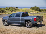 Pictures of 2014 GMC Sierra 1500 SLT Crew Cab 2013