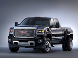 Pictures of 2015 GMC Sierra Denali 3500 HD Crew Cab 2014