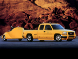 GMC Sierra Victory Express SEMA Show Truck 2000 wallpapers