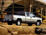 GMC Sierra Extended Cab 2002–06 wallpapers