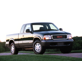 GMC Sonoma Extended Cab 1998–2004 images