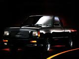 Photos of GMC Sonoma GT 1991–92