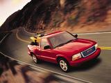 Photos of GMC Sonoma Regular Cab 1998–2004