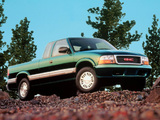 Pictures of GMC Sonoma Extended Cab 1998–2004