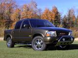 Pictures of GMC Sonoma Recon Concept 2001