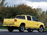 Pictures of GMC Sonoma ZR-5 Concept 2001