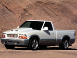 GMC Sonoma Powertrain & Chassis Performance Concept 1999 wallpapers