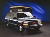 GMC Suburban 1992–93 photos