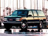 Images of GMC Suburban 1994–99
