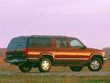Images of GMC Suburban 1994–99