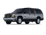 Images of GMC Suburban 2000–06