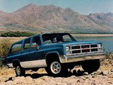 Photos of GMC Suburban 1983