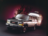 Photos of GMC Suburban 1992–93