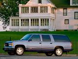 Photos of GMC Suburban 1994–99