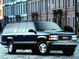Pictures of GMC Suburban 1994–99