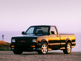 GMC Syclone 1991–92 photos