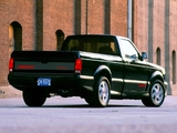 GMC Syclone 1991–92 pictures