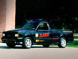 Images of GMC Syclone Police 1991–92