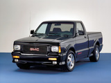 Photos of GMC Syclone 1991–92